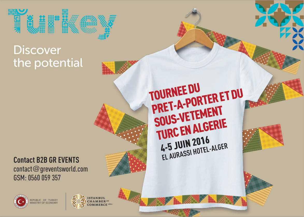 50 entreprises turques du textile à Alger
