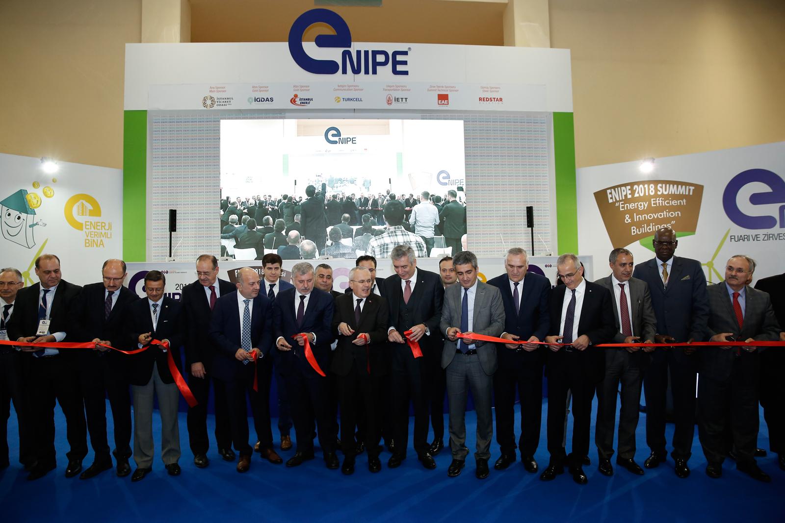ENIPE 2018 Organisation du sommet international  des rencontres b2b et de la mission d'achat