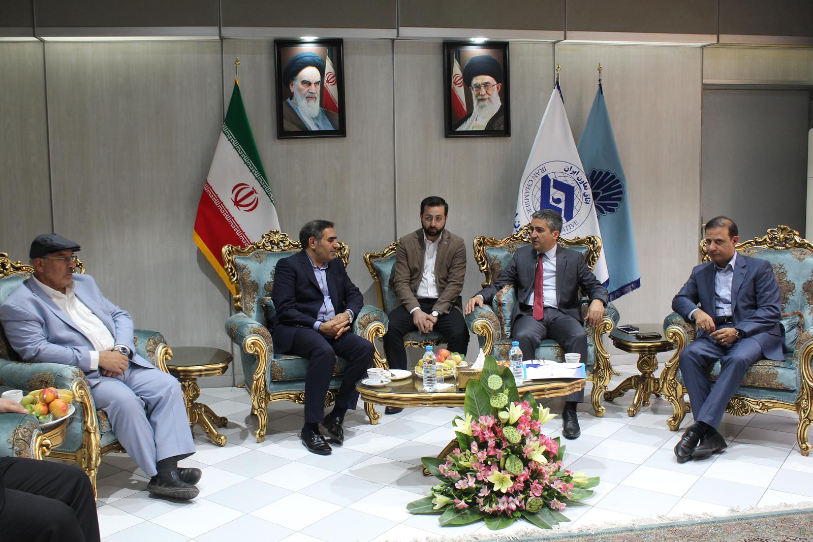 International construction fair and Taavvun forum - Teheran- IRAN